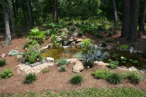 11'x16' Pond & Stream