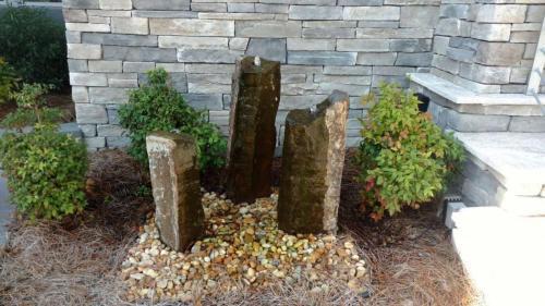 Basalt Stone Ftns.
