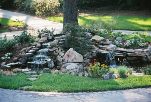 Stream & Waterfall1