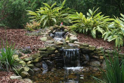 Stream & Waterfall2