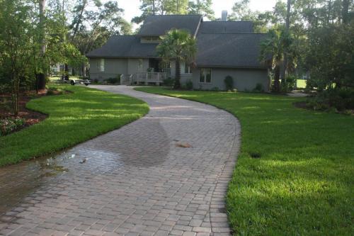 2 pc. Cobble Remodel Driveway