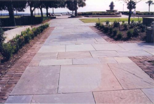 bluestone paving charleston, SC